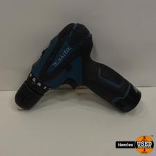 Makita Makita DF330D Accuboormachine | Blauw | B-Grade | Met Garantie