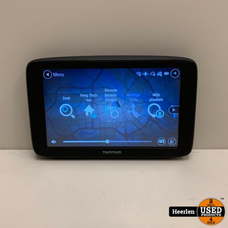TomTom Go Basic 6 inch   Zwart   A-Grade   Met Garantie