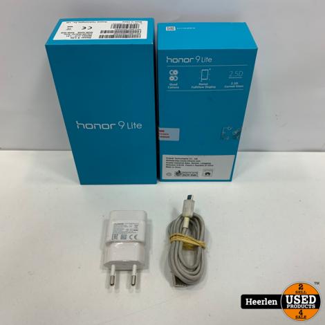 Huawei Honor 9 Lite 32GB | Zwart | A-Grade | Met Garantie