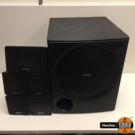 Sony STR-KG700 5 1 Versterker | Zilver | B-Grade | Met Garantie
