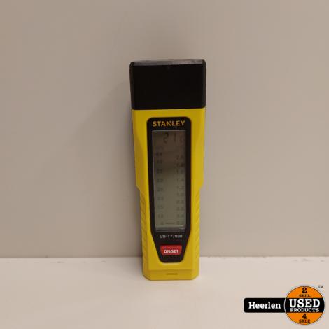 Stanley Vochtmeter | Geel | A-Grade | Met Garantie