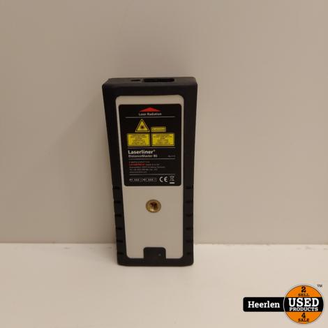Laserliner Distancemaster 80 | Grijs | A-Grade | Met Garantie