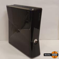 Microsoft Microsoft Xbox 360 Slim 250GB   Zwart   B-Grade   Met Garantie
