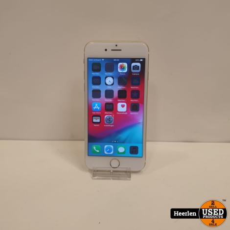Apple iPhone 6 64GB | Goud | B-Grade | Met Garantie