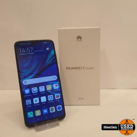 Huawei P Smart (2019) 64GB | Zwart | B-Grade | Met Garantie