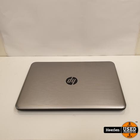 HP 14-am005nd | Intel Celeron N3060 | 4096MB - 240GB SSD | B-Grade | Met Garantie