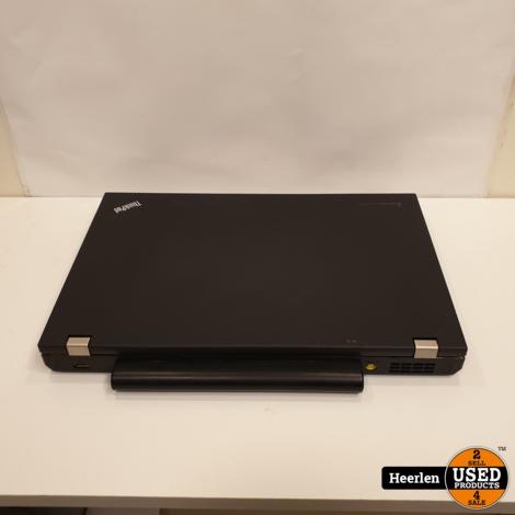 Lenovo Thinkpad T530 | Intel Core i5-3320M | 4GB - 500GB | B-Grade | Met Garantie