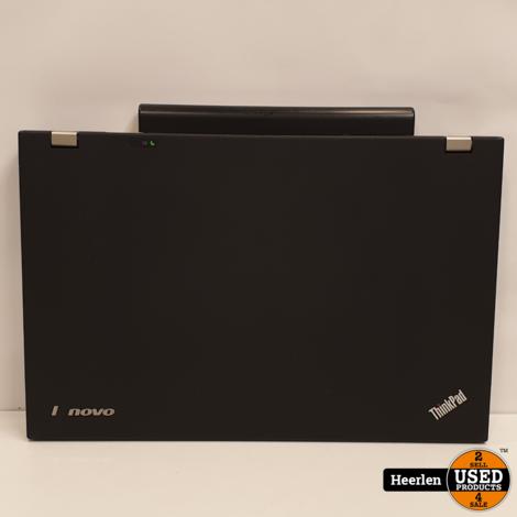 Lenovo Thinkpad T530 | Intel Core i5-3320M | 4GB - 500GB | C-Grade | Met Garantie