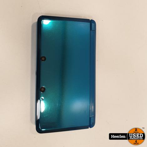 Nintendo 3DS | Blauw | B-Grade | Met Garantie