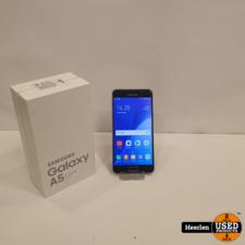 Samsung Samsung Galaxy A5 2016 16GB | Zwart | A-Grade | Met Garantie