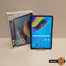 Samsung Samsung Galaxy Tab S5e 10.5 Wifi 4G 64GB | Zwart | A-Grade | Met Garantie
