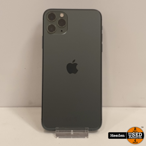Apple iPhone 11 Pro Max 256GB | Space Gray | A-Grade | Met Garantie
