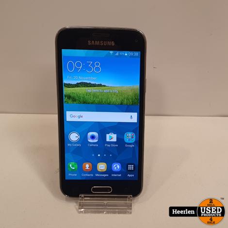 Samsung Galaxy S5 Mini 16GB | Blauw | A-Grade | Met Garantie