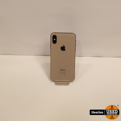 Apple iPhone Xs 64GB | Gold | C-Grade | Met Garantie