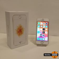 Apple Apple iPhone SE 64GB | Goud | B-Grade | Met Garantie