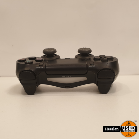 Sony Playstation 4 Controller | Zwart | A-Grade | Met Garantie