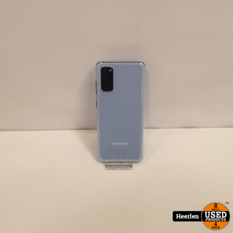 Samsung Galaxy S20 5G 128GB | Blauw | A-Grade | Met Garantie