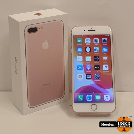 Apple iPhone 7 Plus 128GB | Rose Goud | B-Grade | Met Garantie