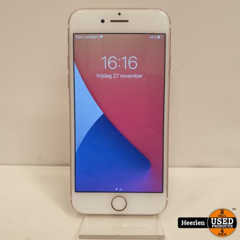 Apple iPhone 7 32GB | Rose goud | B-Grade | Met Garantie