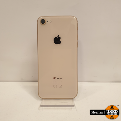 Apple iPhone 8 64GB | Goud | B-Grade | Met Garantie