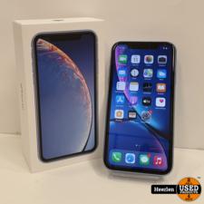Apple Apple iPhone XR 64 | Blue | C-Grade | Met Garantie