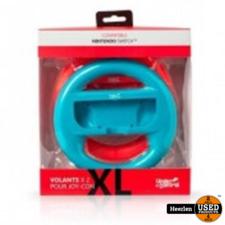 Under Control Under Control XL Racesturen Switch 2 stuks | Blauw en Rood | Nieuw | Met Garantie