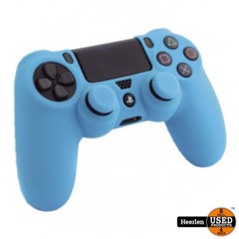 PS4 - Silicone Skin - Thumb Grips | Blauw | Nieuw | Met Garantie