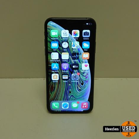 Apple iPhone Xs 64GB | Space Gray | C-Grade | Met Garantie