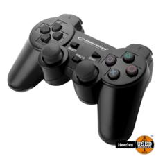 Esp Playstation 3 Controller Trooper - Bekabeld - Zwart ***
