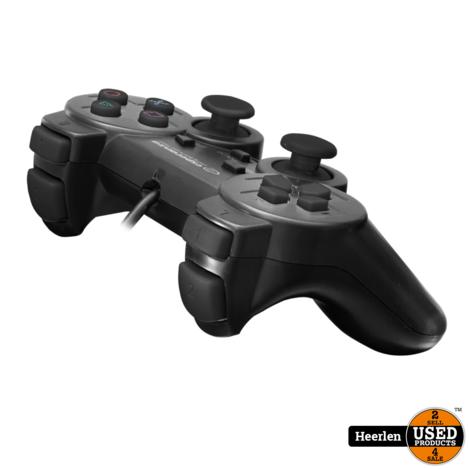 Playstation 3 Controller Trooper - Bekabeld - Zwart ***