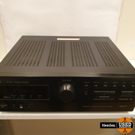 JVC RX-554RBK     B-Grade   Met Garantie