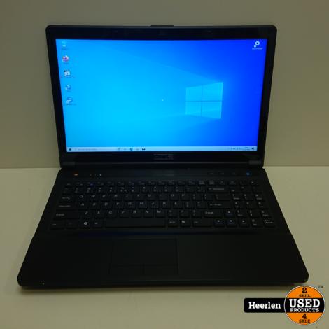 Clevo XNB WH150R | Intel Core i7-2630QM | 8GB - 500GB | B-Grade | Met Garantie