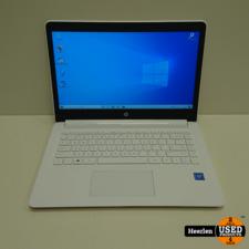 HP HP 14-bp001nd | Intel Celeron N3060 | 4GB - 128GB SSD | A-Grade | Met Garantie