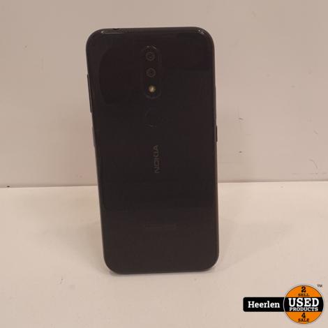 Nokia 4.2 16GB | Zwart | B-Grade | Met Garantie