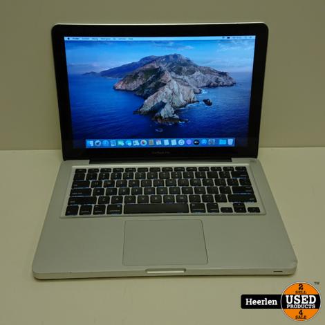 Apple Macbook Pro 13 Inch Medio 2012 | Intel Core i5-3210M | 4GB - 500GB | C-Grade | Met Garantie