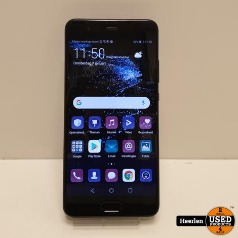 Huawei P10 Plus 128GB | Zwart | B-Grade | Met Garantie