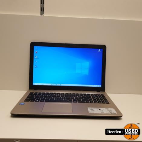 Asus F540S | Intel Celeron N3050 | 4GB - 128GB SSD | B-Grade | Met Garantie