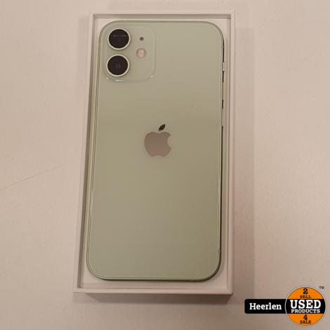 Apple iPhone 12 Mini 128GB | Groen | A-Grade | Met Garantie