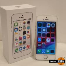 Apple Apple iPhone 5S 16GB | Zilver | B-Grade | Met Garantie