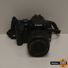 Canon Canon EOS 450D | Zwart | B-Grade | Met Garantie