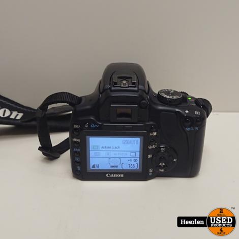 Canon EOS 450D | Zwart | B-Grade | Met Garantie