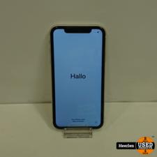 Apple Apple iPhone XR 128GB | Wit | Nieuw | Met Garantie