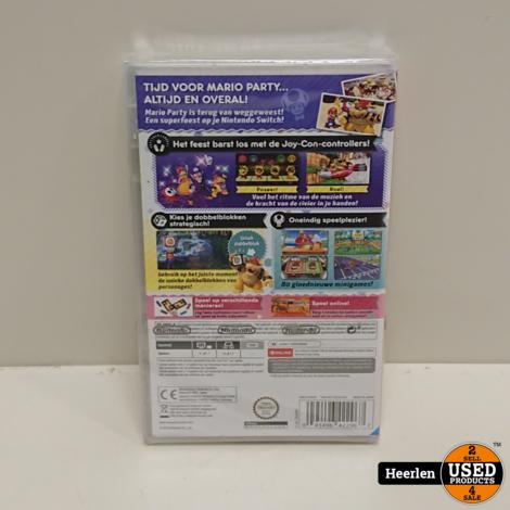 Super Mario Party   Switch Game   Nieuw   Met Garantie