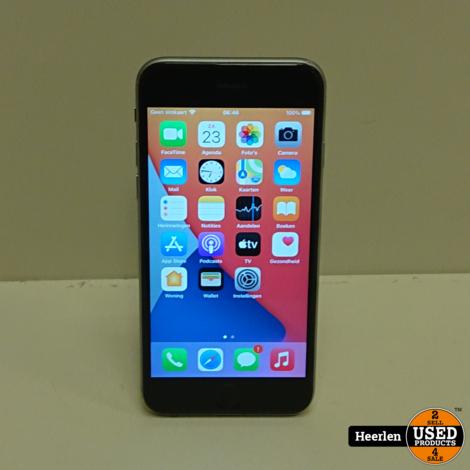 Apple iPhone 6S 16GB | Space Gray | B-Grade | Met Garantie