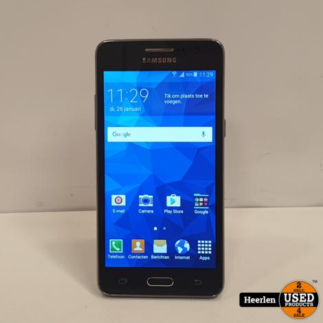 Samsung Galaxy Grand Prime 8GB   Grijs   A-Grade   Met Garantie