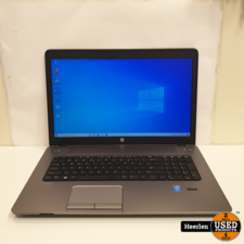HP HP ProBook 470 G1 | Intel Core i5-4200M | 4GB - 240GB SSD | B-Grade | Met Garantie