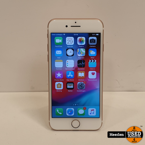 Apple iPhone 7 32GB | Rose goud | A-Grade | Met Garantie