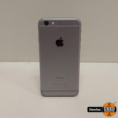 Apple iPhone 6S 64GB | Space Gray | B-Grade | Met Garantie