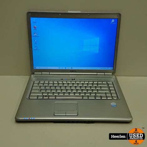 Dell Inspiron 1525 | Intel Pentium T2330 | 4GB - 120GB | A-Grade | Met Garantie
