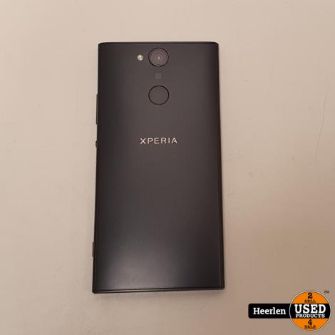 Sony Xperia XA2 32GB | Zwart | B-Grade | Met Garantie